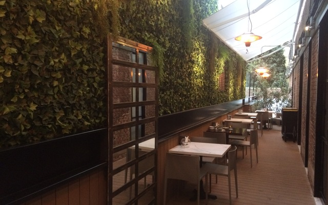Restaurante Estay - Green + Decorum