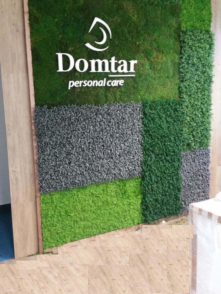 Domtar - Personal Care - Green + Decorum