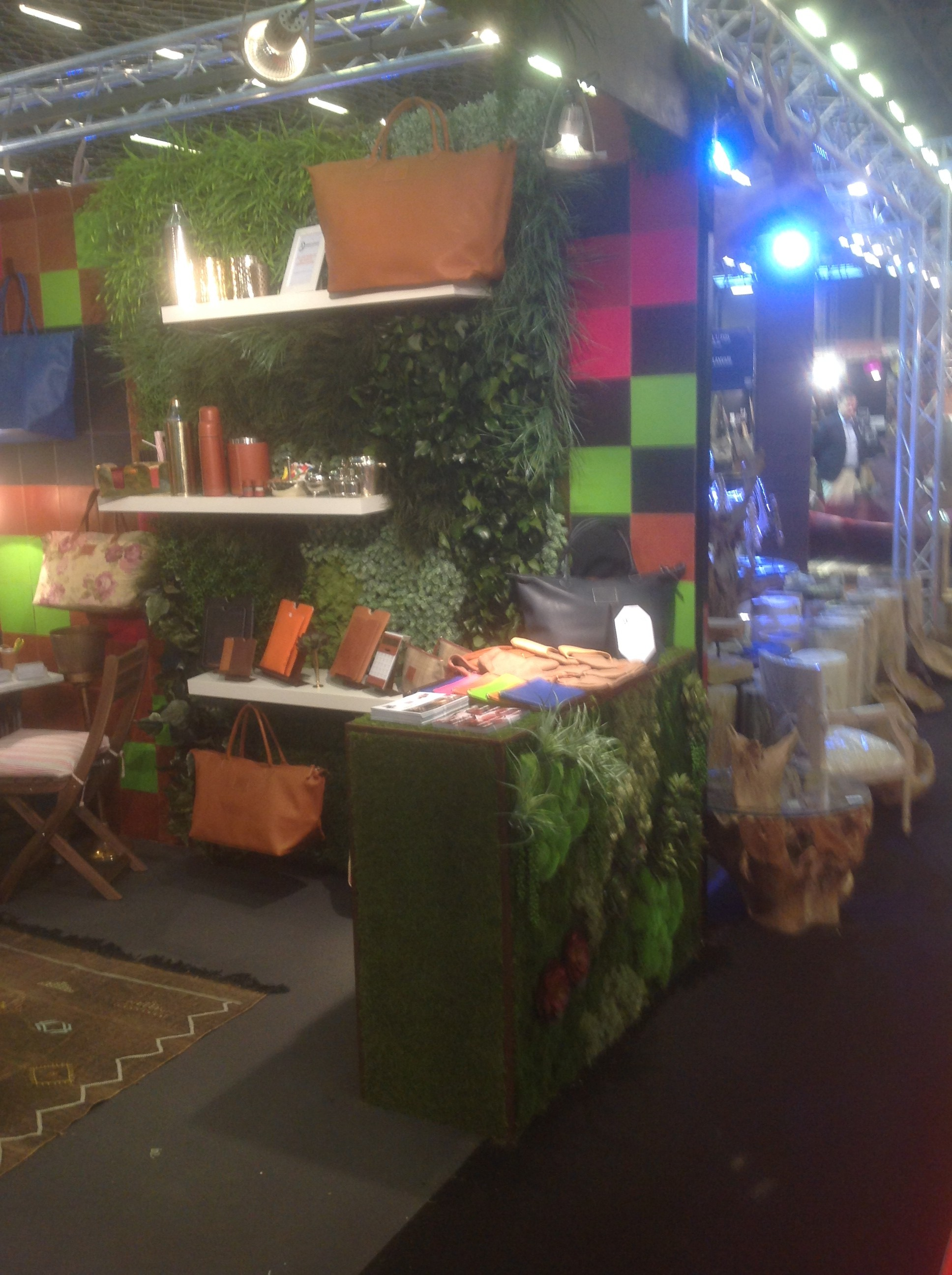 Feria Maison Object 2014 - Green + Decorum